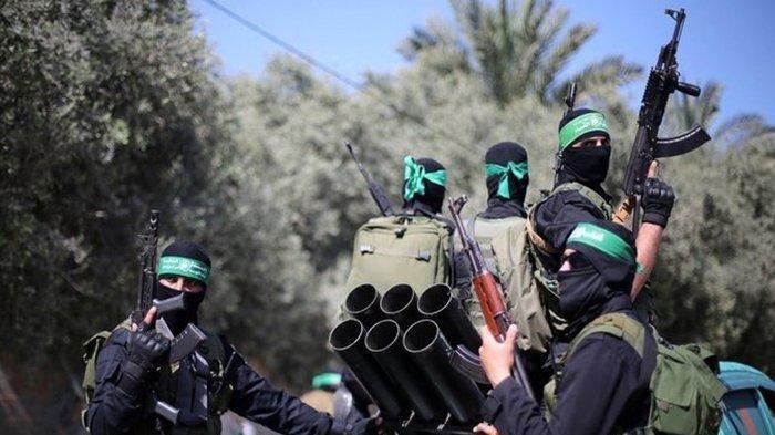 Sejarah Hamas, Pejuang Militan Palestina, Tak Pernah Gentar Meski Terus Digempur Militer Israel