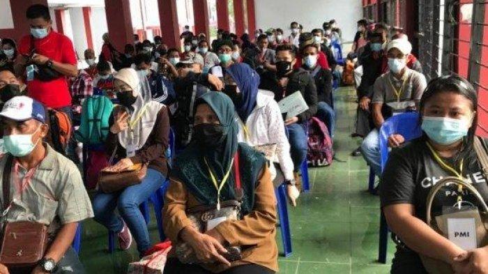 Tak Digaji, 11 PMI Kabur Dari Perusahan Serawak Malaysia, Berikut Keterangan Kepala BP2MI Nunukan