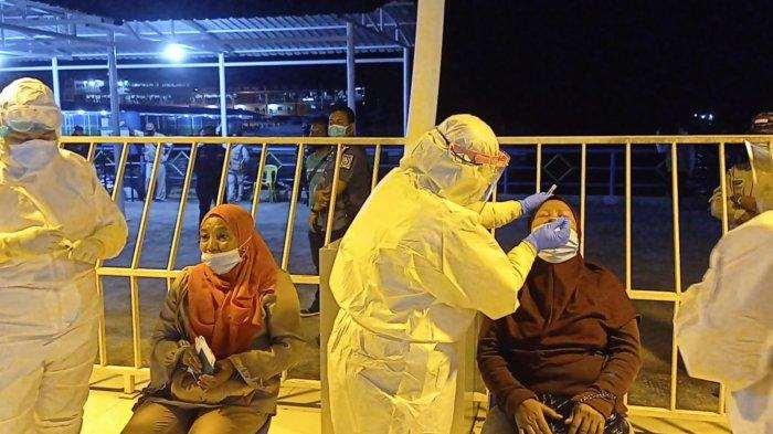 Cegah Covid-19 Masuk Nunukan, Pekerja Migran Indonesia dari Malaysia Wajib Penuhi Syarat Berikut ini