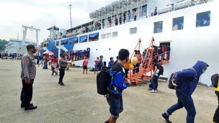 Polresta Samarinda Perketat Kawasan Pelabuhan Samarinda, Agar Tak Dimanfaatkan Jaringan Teroris
