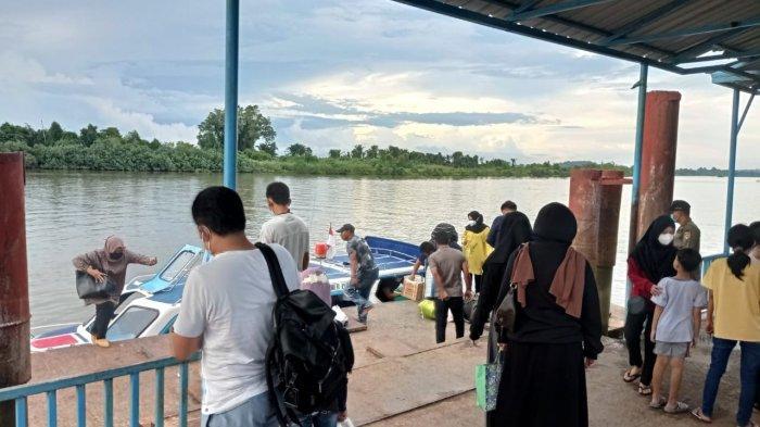 Jadwal Speedboat di Kaltara Rute Malinau-Tarakan Sabtu 24 Juli 2021, Wajib Surat Bebas Covid-19