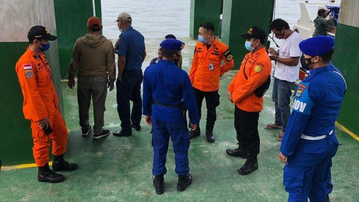 Jelang Lebaran 2021, Posko Pelabuhan Trengginas Resmi Beroperasi, SAR Tarakan Pantau Arus Penumpang