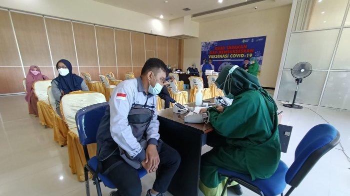 Peserta CPNS Asal Jawa & Bali, Kepala BKPSDM Tarakan Budi Prayitno Sebut Wajib Sertakan Kartu Vaksin