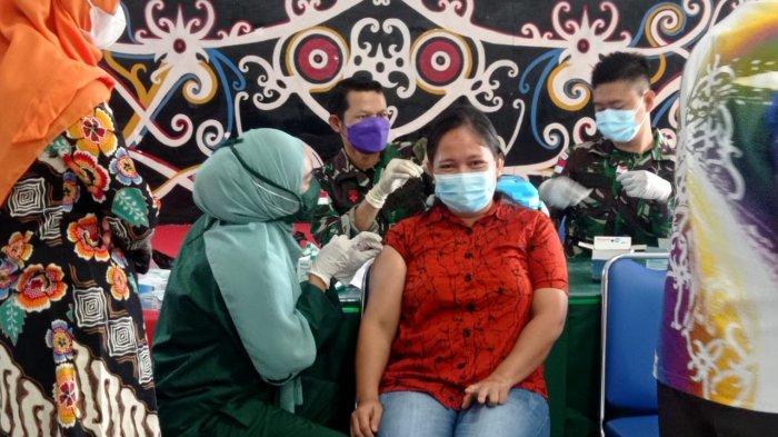 Besok Kodim 0910 Malinau Kembali Gelar Vaksinasi Covid-19 Sinovac Dosis 1, Terbatas untuk 350 Orang