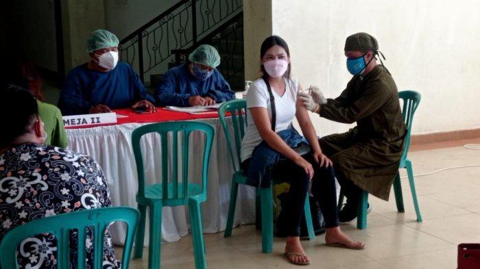Vaksinasi Booster Tenaga Kesehatan Stagnan 51 Persen, Kadinkes Malinau dr John Beber Penyebabnya