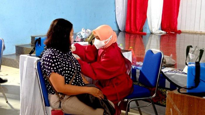 Ribuan Dosis Vaksin untuk Masyarakat Malinau di Perbatasan, Target 50 Persen Tervaksinasi Tahap 1