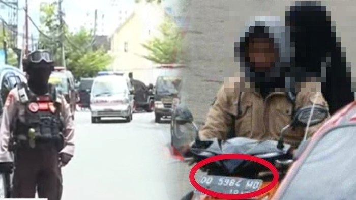 Polisi Periksa Staf DPRD Sulsel, Motornya Dipakai Pelaku Bom Bunuh Diri Gereja Makassar, Ada 2 Nama
