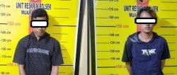 Kepergok Buang Sabu di Pinggir Jalan, Dua Pria Langsung Diciduk Polisi