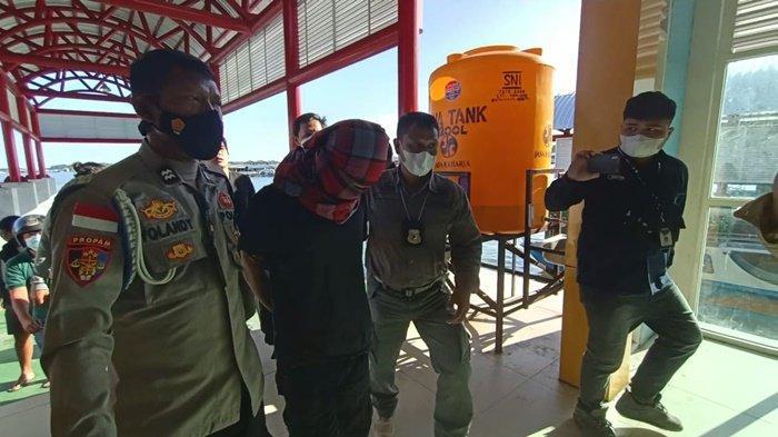 BREAKING NEWS 4 Hari Buron, Pelaku Perampokan yang Juga Tewaskan Security Dibekuk Polres Tarakan