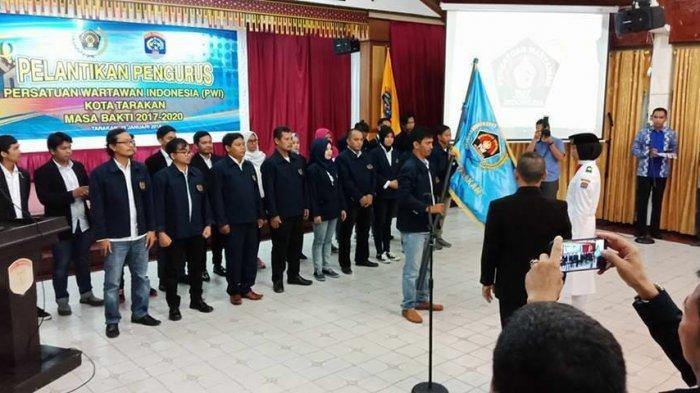 Digadang-gadang Mencalonkan Lagi, Ketua PWI Tarakan Sultan Pertimbangakan Dorong Jurnalis Muda