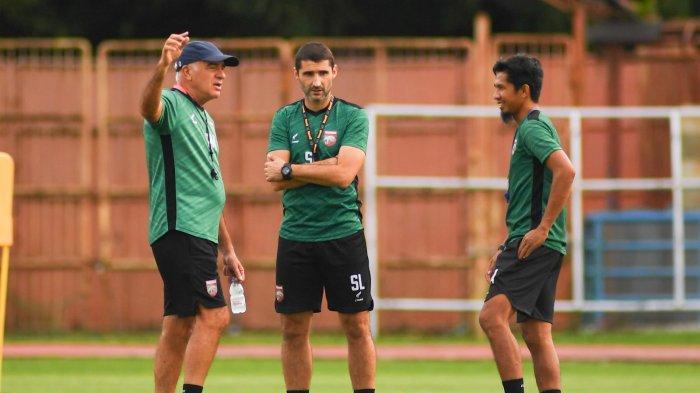 Pemain Borneo FC Bustos dan Torres Cedera, Tak Diturunkan saat Lawan Barito Putera? Ini Kata Pelatih