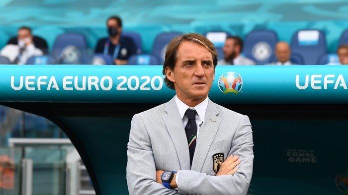 Italia vs Austria di Euro 2020, Arnautovic Sesumbar Bungkam Gli Azzurri, Mancini Ogah Remehkan Lawan