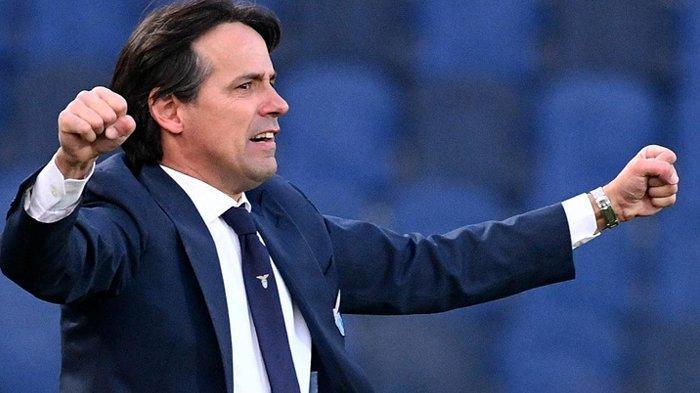 Pelatih Lazio, Simone Inzaghi. (Instagram / @official_sslazio)