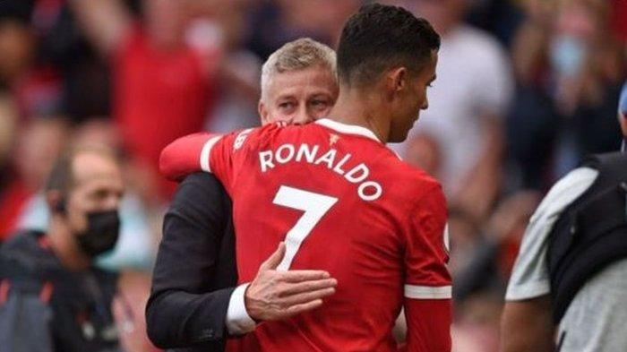 Liga Champions Manchester United vs Young Boys, Ole Gunnar Solskjaer Akan Simpan Cristiano Ronaldo