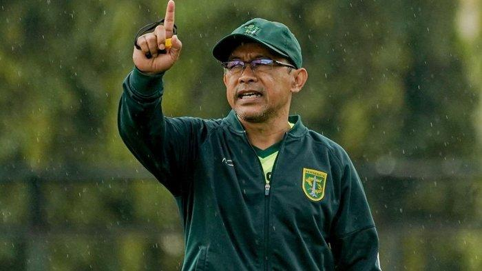 Reaksi Aji Santoso Usai Persebaya Dominasi Timnas Indonesia U-23, Bajul Ijo Bakal Pincang di Liga 1