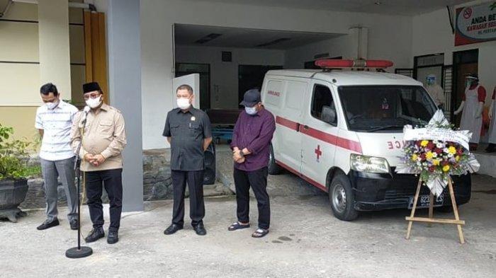 Bupati Yuriansyah Meninggal, Direktur RSPB: Almarhum Miliki Riwayat Jantung hingga Dirawat di ICU