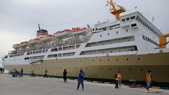 Pelni Cabang Nunukan hingga 25 Juli 2021 Tidak Layani Pelayaran Umum, Kecuali Penumpang Kriteria Ini