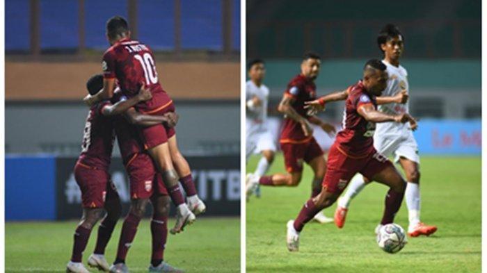 Hasil Liga 1 Borneo FC vs Persebaya, Pesut Etam Benamkan Bajul Ijo 3-1, M Sihran Sumbang Gol Cepat