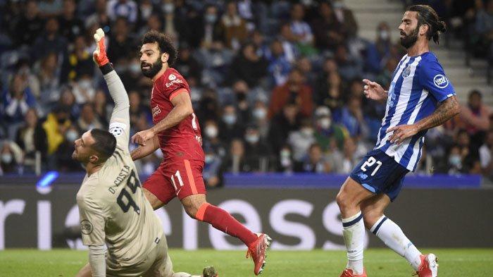 Liverpool Bantai FC Porto di Liga Champions, Raksasa Portugal Hancur Lebur di Kandang Sendiri