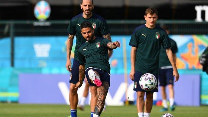 Italia vs Wales di Euro 2020, Gli Azzurri Incar Juara Grup, Gareth Bale Cs Hanya Butuh Satu Poin