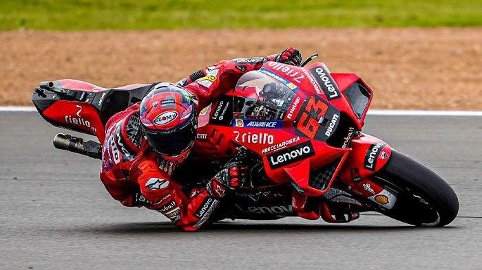 Jadwal MotoGP Amerika, Francesco Bagnaia Pole Position, Murid Rossi Jadi Ancaman Serius Quartararo