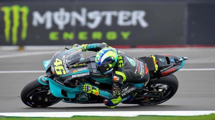 Jelang Balapan MotoGP Aragon 2021, Valentino Rossi Bongkar Sosok yang Membuatnya Gagal Pensiun Cepat