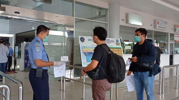 Volume Kargo di Bandara Internasional Juwata Tarakan Meningkat Meski Pergerakan Penumpang Turun