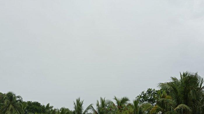 Waspada, BMKG Prediksi 4 Wilayah di Nunukan Diguyur Hujan Lebat Disertai Petir dan Angin Kencang
