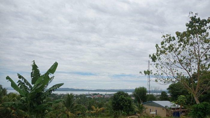 Cuaca di Nunukan Hari Ini, 14 Wilayah Diperkirakan Hujan Ringan Mulai Siang Hingga Dini Hari
