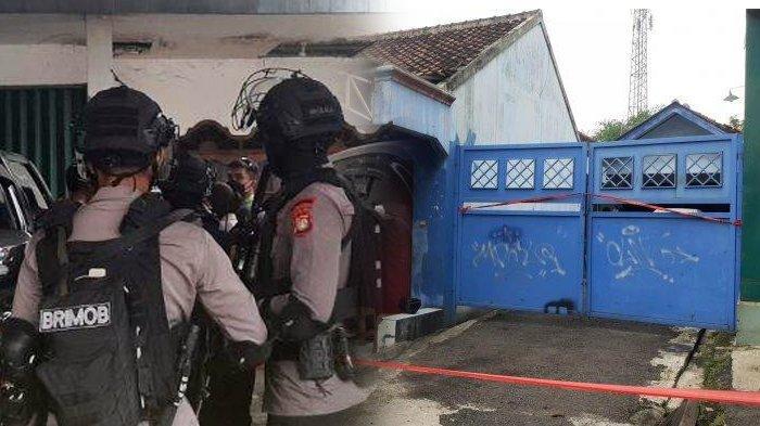 Masih Pakai Sarung, Terduga Teroris Ditangkap Densus 88 hingga Warga Ketakutan Dengar Ledakan