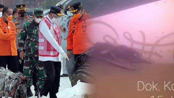 Pencarian Sriwijaya Air SJ 182 Resmi Ditutup Meski CVR dan Jasad Pilot Captain Afwan Tak Ditemukan