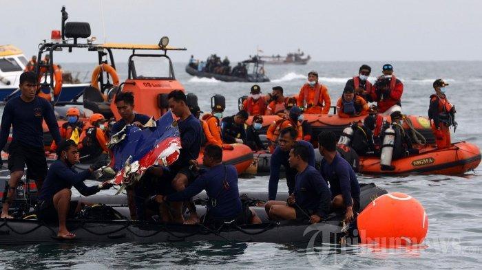 Kesaksian Penyelam yang Temukan Korban Sriwijaya Air SJ 182 di Dalam Laut, Tak Boleh Sembarangan