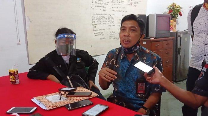 Usai Dinyatakan Negatif Covid-19, Bakal Calon Wakil Bupati Nasir Ikut Tes Psikologi di Tarakan