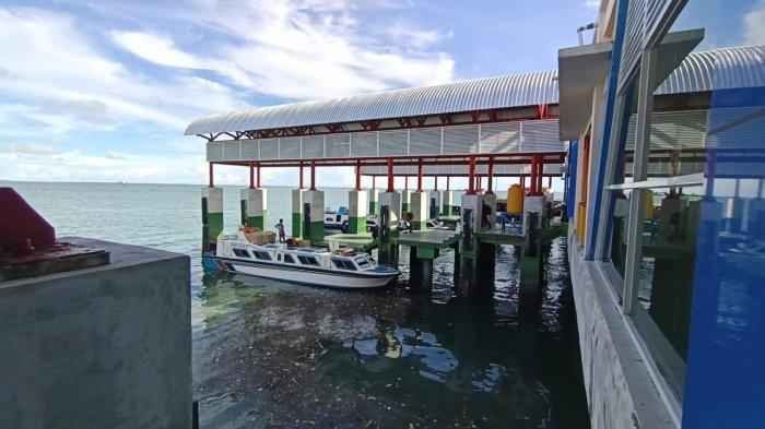 Serahkan Kembali Pengelolaan Pelabuhan Tengkayu 1 Tarakan, Gubernur Minta Walikota Buat Perusda