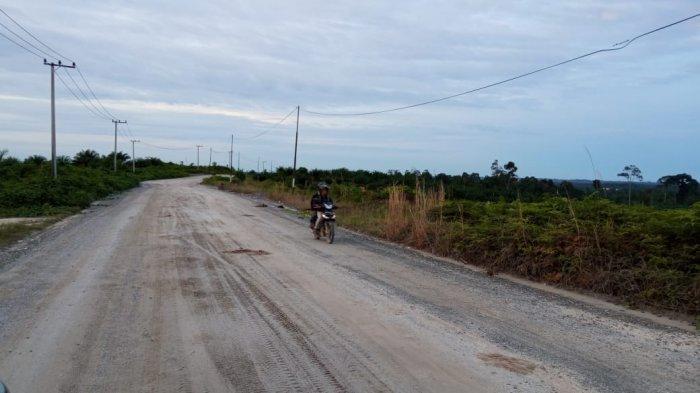 Rencana Kunjungan Jokowi, Gubernur Kaltara Akan Perbaiki Jalan Mapolda ke Mako Brigif, Ini Alasannya