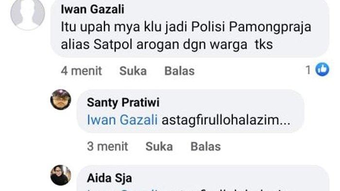 Komentar Negatif di Sosmed Soal Anggota Satpol PP Tewas Kecelakaan, Pria di Kukar Diamankan Polisi