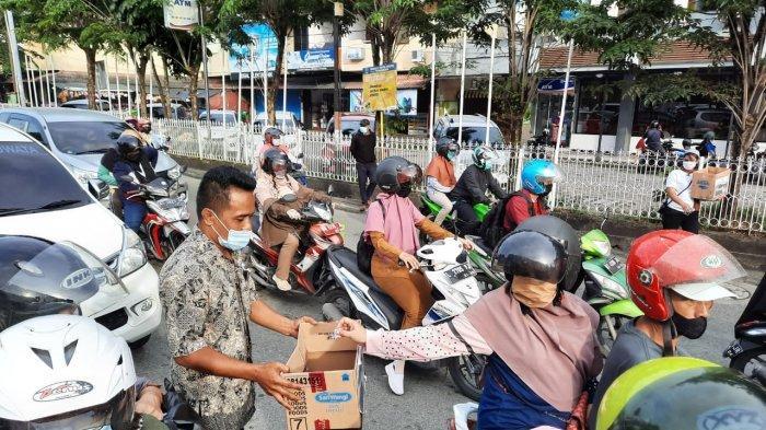 3 Jam Galang Dana untuk Korban Banjir Bandang NTT, Warga & Mahasiswa di Tarakan Kumpulkan Rp 48 Juta