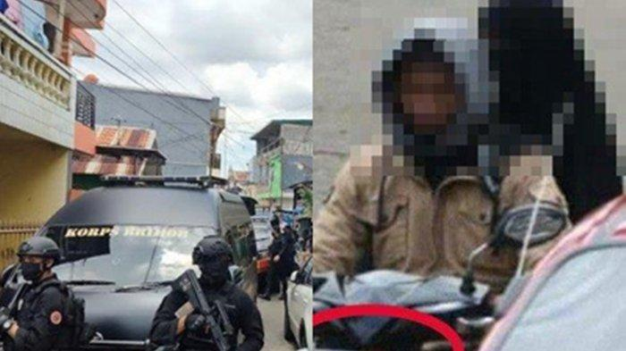 TERBONGKAR! Kebiasaan L Pelaku Bom Bunuh Diri Gereja Katedral Makassar, Sebut Barazanji Bid'ah & Ini