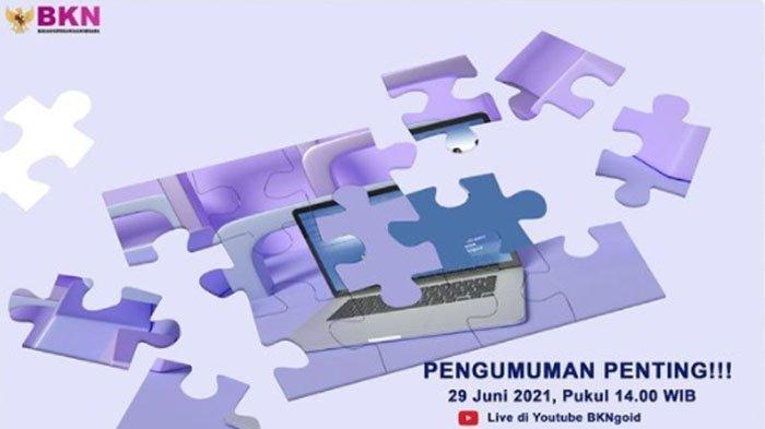 Pengumuman BKN. Informasi terbaru CPNS Kaltara juga harus siap-siap, BKN akan sampaikan pengumuman penting pada Selasa 29 Juni 2021.