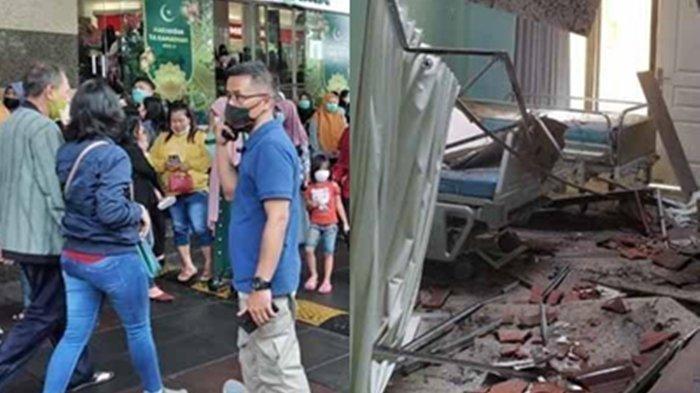 Daftar Daerah Terdampak & Foto Gempa Malang 6,7 SR, Dirasakan di Pulau Jawa Hingga Bali, Tsunami?