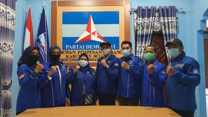 Demokrat Bulungan Setia Mendukung AHY, Farida: KLB Partai Demokrat di Sibolangit Itu Ilegal