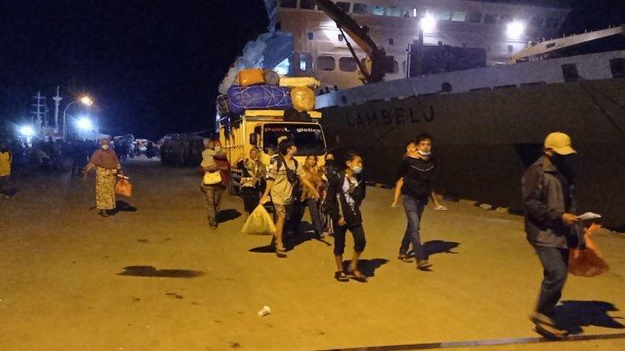 Larangan Mudik, Kepala Pelni Nunukan Sebut Malam ini Terakhir Angkut Penumpang, 18 Mei Berlayar Lagi