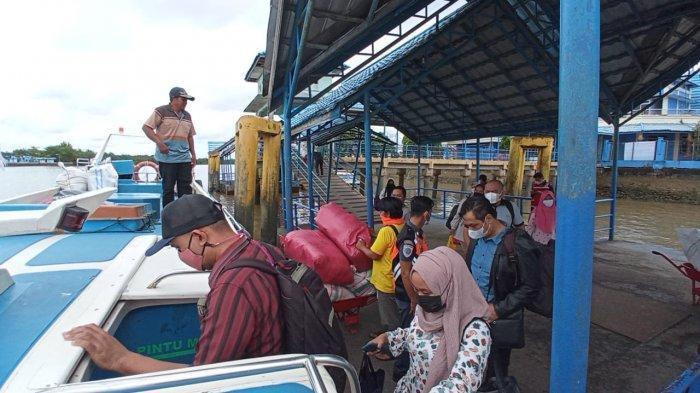 Berangkat dari Pelabuhan Kayan II, Ini Jadwal Speedboat Kaltara Tujuan Tarakan, Bunyu, dan Nunukan