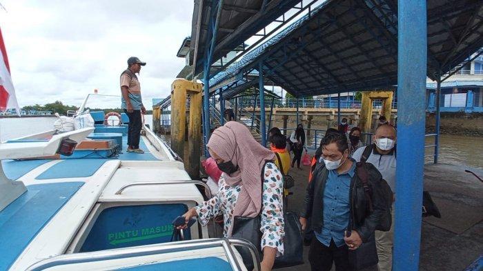 Jadwal Speedboat Selasa 28 September 2021 di Pelabuhan Kayan II, Ada Rute Menuju Tarakan dan Nunukan