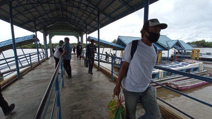 Naik Speedboat ke Bulungan Wajib Tunjukan Sertifikat Vaksin, Bupati Syarwani Sebut Tinggal Penerapan
