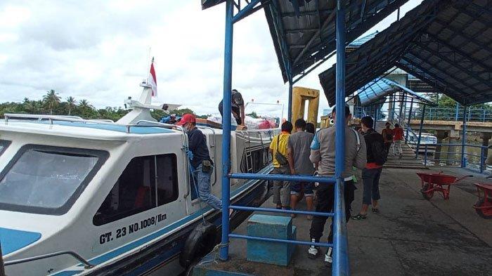 Jadwal Speedboat di Pelabuhan Kayan II Rabu 22 September 2021, Tujuan Tarakan, Bunyu, dan Nunukan