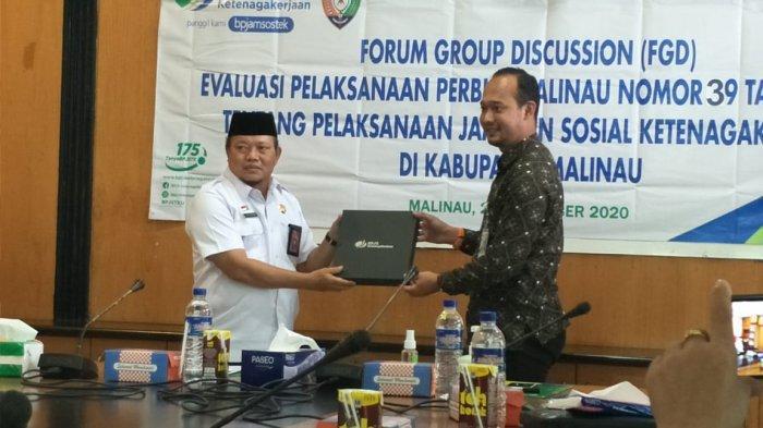 BPJS Ketenagakerjaan Tarakan Akan Inisiasi Perda, Sertakan Pekerja Informal Malinau di Tahun 2021