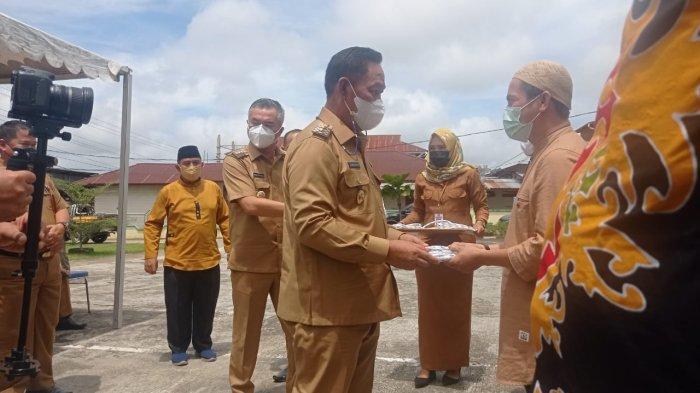 Pembelian Hewan Kurban di Malinau Ditambah jadi Rp 600 Juta, 32 Ekor Sapi Dgibagikan, Ini Lokasinnya
