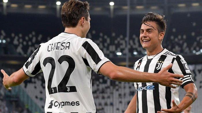 Siaran Langsung Udinese vs Juventus Liga Italia, Ronaldo Menghilang, Dybala Kapten, Tayang di RCTI