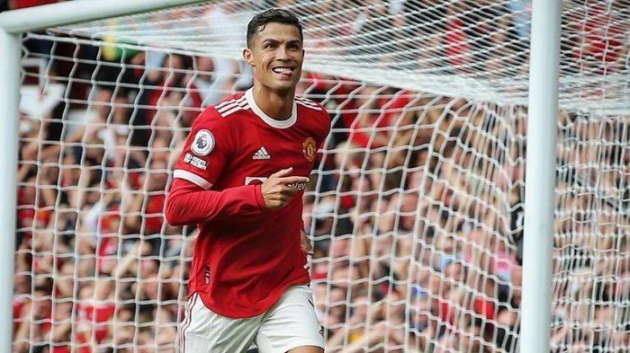 Rekor Cristiano Ronaldo di Manchester United Kala Kontra Aston Villa, Tak Pernah Kalah, Kemas 8 Gol